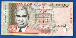 Mauritius  - 100 Rupees  2007   --  état  TB+ - Maurice