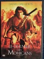 Le Dernier Des  Mohicans - Daniel Day-Lewis . - Action, Aventure