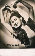 FLAMENCO DANCER - Spanish MARIEMMA - Vtg CP 1950' - Música Y Músicos