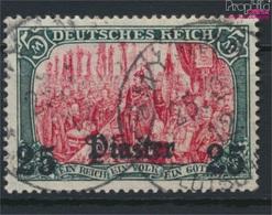 Dt. Post Türkei 47 Gestempelt 1906 Aufdruckausgabe (9288874 - Deutsche Post In Der Türkei