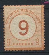 Deutsches Reich 30 Mit Falz 1874 Adler Mit Großem Brustschild (9293749 - Deutschland