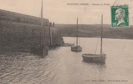 22 PLOUEZEC-BREHEC    Bateaux De Pêche    PLAN 1923   PAS COURANT - France