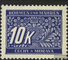Bohemia And Moravia P13 Unmounted Mint / Never Hinged 1939 Postage Stamps - Bohemia & Moravia