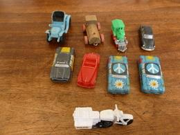 SERIE DE VOITURES MINIATURES - Voitures, Camions, Bus