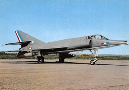 Avion - G.A.M. Dassault Etendard IV M - Monoplace De Combat - Aéronautique Naval - Photo SCA - Cachet Pointillés Colmar - 1946-....: Ere Moderne