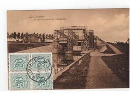 La Louvière  Le Canal En Aval De L'Ascenseur - La Louvière