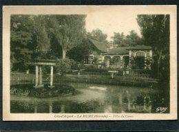 CPA - LA HUME - Villa Du Canal - Other Municipalities