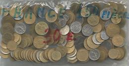 Francia Lotto Di 150 Monete Valore Facciale In Franchi Assortite, Autentiche Originali D'epoca. - Francia