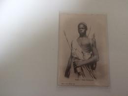 BQ - 1700 - BISKRA - Négre Soudannais - Soudan