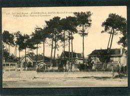 CPA - ANDERNOS Les BAINS - Villas La Brise, Violetta Et Camadjean - Andernos-les-Bains