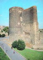 1 AK Aserbaidschan * Baku - Der Jungfrauenturm Oder Mädchenturm - Erbaut Im 12. Jh. - Seit 2000 UNESCO Weltkulturerbe * - Azerbaïjan