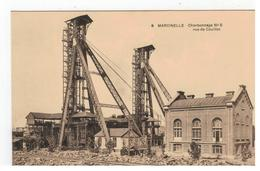 9  MARCINELLE  Charbonnage N° 5  Rue De Couillet - Charleroi