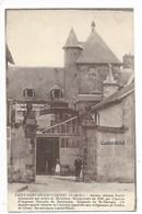 SAINT GERVAIS D' AUVERGNE  (cpa 63)   Ancien Château Féodal -  L 1 - Saint Gervais D'Auvergne