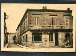 CPA - GUITRES - Les Postes - France