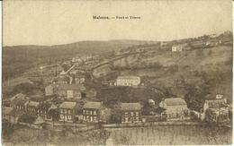 Malonne -- Fond Et Trieux.    (2 Scans) - Namur