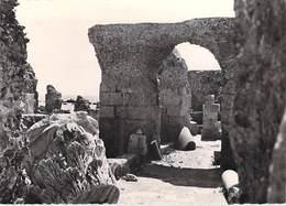 Afrique -TUNISIE Thermes D'ANTONIN (de Carthage)(Thermes Romains)(Publicité TRANSFUSINE  N° XV  / 20 10 G)*PRIX FIXE - Tunisia