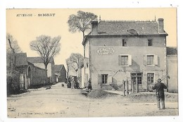 SAINT IGNAT  (cpa 63)    DETRUY Aubergiste -  L 1 - France
