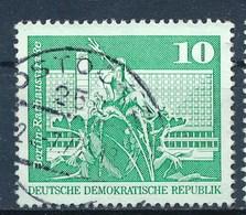 DDR Mi. 1843 Type I A Gest. Berlin Neptunbrunnen TGST Rostock 1977 - DDR