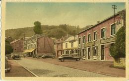 Malonne -- Place Du Fond.    (2 Scans) - Namur