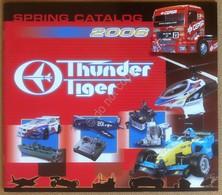 Modellismo Dinamico - Catalogo Thunder Tiger Corporation 2006 - Auto Aerei Navi - Autres Collections