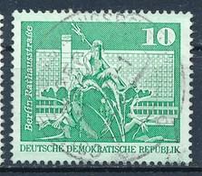DDR Mi. 1843 Type I A Gest. Berlin Neptunbrunnen - DDR