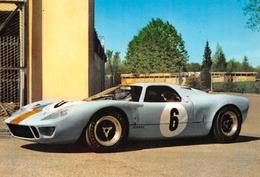 Voiture De Course Ford Mirage - 24 Heures Du Mans - Le Mans