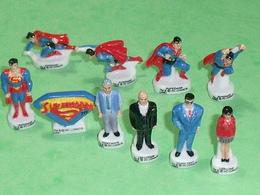 Fèves / Séries Complètes : Superman - Dessins Animés