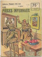 Collection Patrie 1939-1940 Les Pièges Infernaux°159 Très Bon état - Boeken, Tijdschriften, Stripverhalen