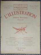 L'Illustration 4034 26 Juin 1920 Congrès Féministe De Genève/Verrières Art Du Vitrail/Dormans/Moulins De Meaux/Mossoul - Zeitungen