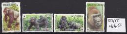 2008 - NIGERIA - Yv.. Nr. 795/798 - NH - (UP.207.47) - Nigeria (1961-...)