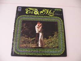 Toi & Moi  - (Titres Sur Photos) - Vinyle 33 T LP - Hit-Compilations