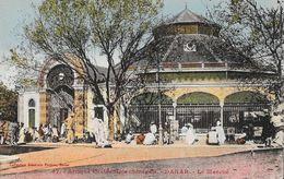 Afrique Occidentale Française - Sénégal, Dakar - Le Marché - Collection Fortier - Carte Colorisée N° 67 Non Circulée - Sénégal