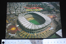 Mexico - STADE / ESTADIO/ STADIO : Aerial View Stadium - Stades