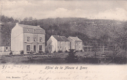 CPA - Hôtel De La Meuse à Beez - 1903 - Namur