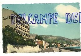 France. Alpes Maritimes. Menton. Hôtel Carlton. Couleurs Naturelles. A.D.I.A. - Hotels & Restaurants