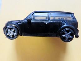 169 - Mini Voiture Noire - FF168 - Licence BMW - Kinder - Montables