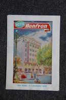 ESPAGNE - PALMA DE MALLORCA, Dépliant Publicitaire HOTEL MONLEON, Via Roma,3. - Dépliants Touristiques