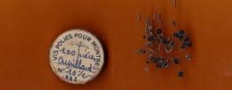 Vis Polies Diverses Pour Montres Cupillard  Avec Ancienne Boîte Carton - Bijoux & Horlogerie