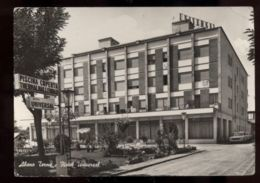 C944 ABANO TERME - HOTEL UNIVERSAL B\N VG 1964 - Italia