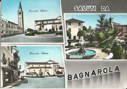BAGNAROLA(PORDENONE) VEDUTINE -FG - Pordenone