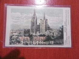 D 48 - Mende - Cathédrale Notre Dame & Saint Primat ( Ensemble Ouest) - Mende