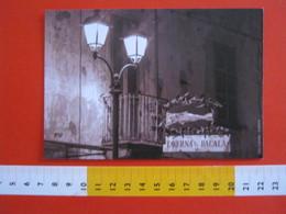 G.2 ITALIA GATTINARA VERCELLI - CARD NUOVA - 2017 30 ANNI BACALA' CLUB BACCALA VICENZA CIBO ALIMENTAZIONE MERLUZZO PESCE - Cartoline