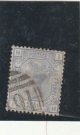 /// Grande Bretagne - N° 57 Côte  50€ - 1840-1901 (Victoria)