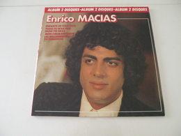 Enrico Marcias 1962/63/64/65/66/67 - (Titres Sur Photos) - Vinyle 33 T LP Double Album - Autres - Musique Française