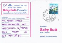 31996. Tarjeta KANDERSTEG (Bernes Oberland) 1994. Feriendorf - Enteros Postales