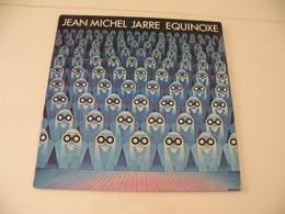 Jean Michel Jarre - Équinoxe - 1978 - (Titres Sur Photos) - Vinyle 33 T LP - Autres - Musique Française