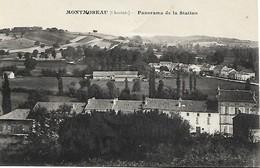 CPA Montmoreau - Frankrijk