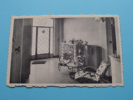 Stedelijke Kostschool Voor Juffrouwen Afdeling STROPSTRAAT 33 / Voorhal ( Thill ) Anno 19?? ( Zie/voir Photo ) ! - Gent