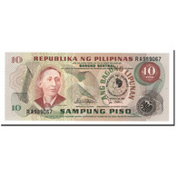 Billet, Philippines, 10 Piso, Undated, KM:167a, NEUF - Philippines