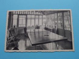 Stedelijke Kostschool Voor Juffrouwen Afdeling STROPSTRAAT 33 / Ping-Pong ( Thill ) Anno 19?? ( Zie/voir Photo ) ! - Gent